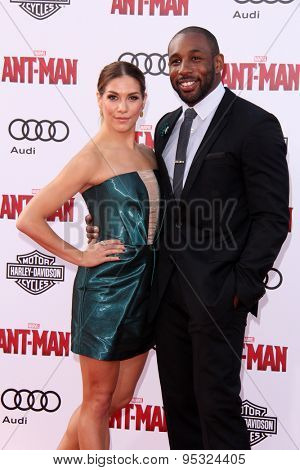 vLOS ANGELES - JUN 29:  Allison Holker, Stephen
