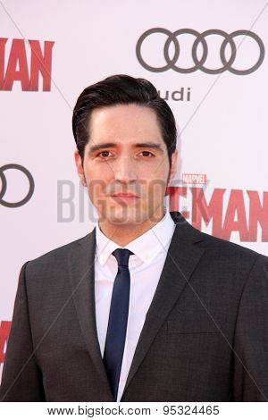 vLOS ANGELES - JUN 29:  David Dastmalchian at the