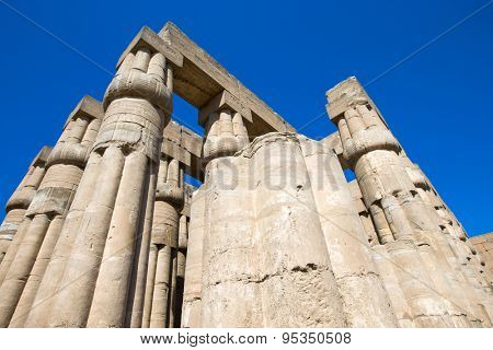 Karnak Temple Complex in Luxor