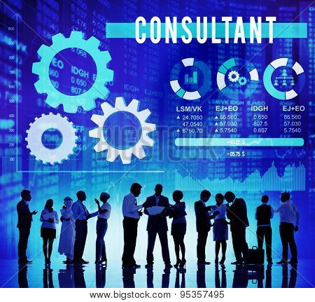 Consultant Performance Planning Leadership Potential Concept