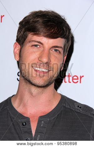 LOS ANGELES - JUN 30:  Wes Ferguson at the SpyChatter Launch Event at the The Argyle on June 30, 2015 in Los Angeles, CA