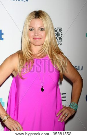LOS ANGELES - JUN 30:  Clare Kramer at the 6th Annual Thirst Gala at the Beverly Hilton Hotel on June 30, 2015 in Beverly Hills, CA