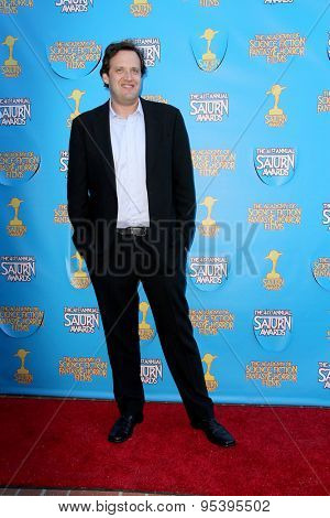 BURBANK - JUNE 25: Andrew Kreisberg arrives at the 41st Annual Saturn Awards on Thursday, June 25, 2015 at the Castaway Restaurant in Burbank, CA.