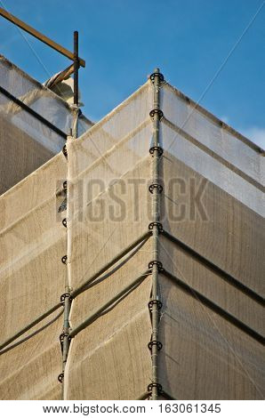 Scaffolding For Buildings