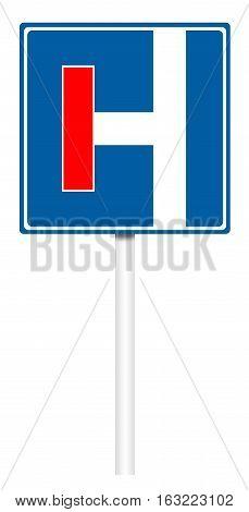 Informative Traffic Sign - Dead End