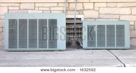 Mr And Mrs Ac Unit