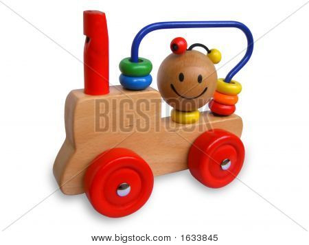 Children'S Toy Whistle-Locomotive