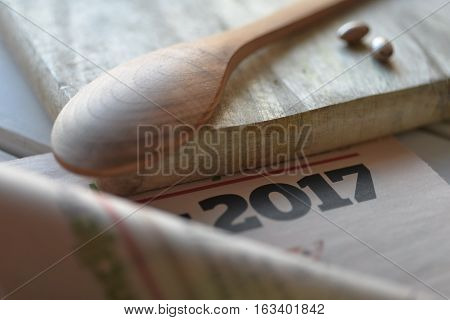 Daily newspaper Finance. Forecast 2017. Life style.