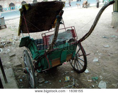 Tonga - Horse Cart