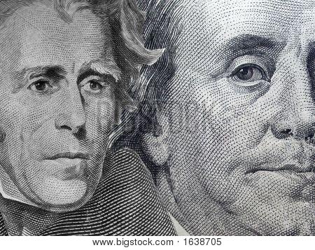 Andrew Jackson - Benjamin Franklin