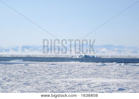 Arctic Ice Pack, Beaufort Sea