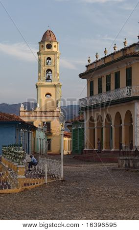 Plaza Mayor, Trinidad Cuba