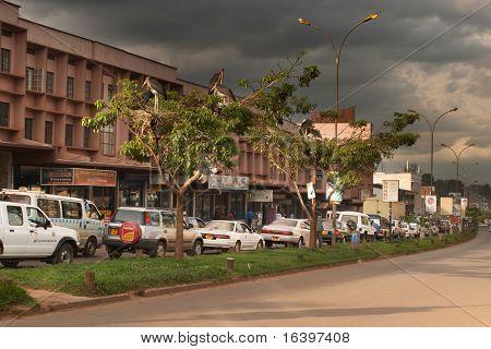Capital of Uganda- Kampala