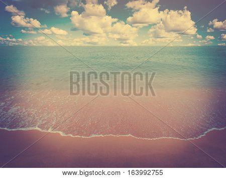 Tropical Beach In Phuket Andaman Sea Thailand