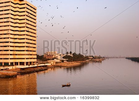 City of Karachi, Pakistan