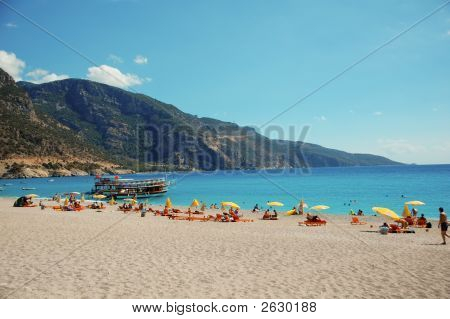Belcekiz Beach - Oludeniz Turkey