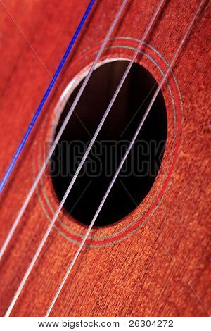 ukulele, string instrument