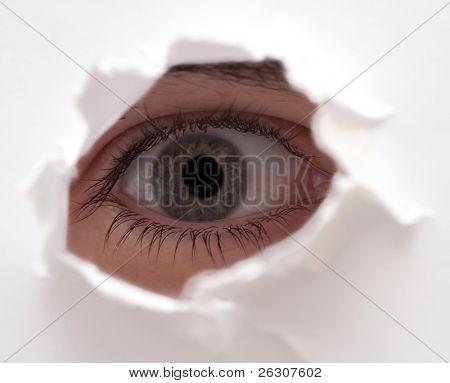 Auge des Betrachters