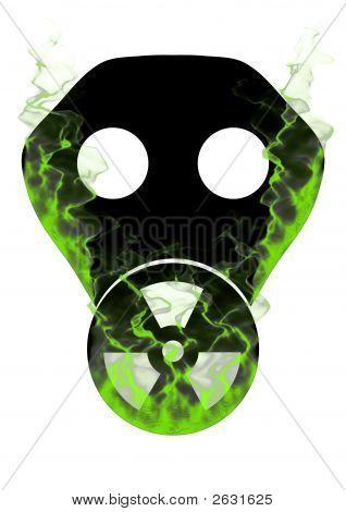 Toxix máscara e fumo