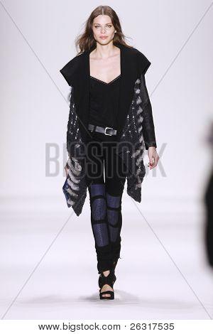 Rebecca Minkoff Fall/winter 2011 Collection - Runway - New York Fashion Week