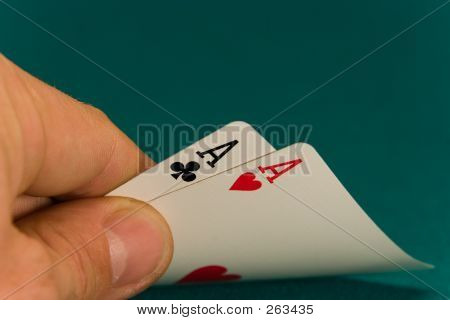 Cards Four Or Two Card 06 Aces
