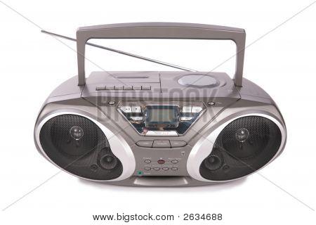 Audio Mini-System Radio Player