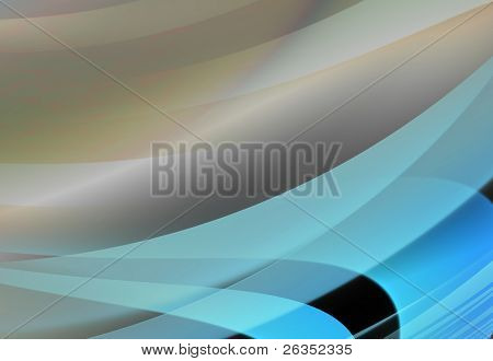 Abstract colour forms for wall-paper