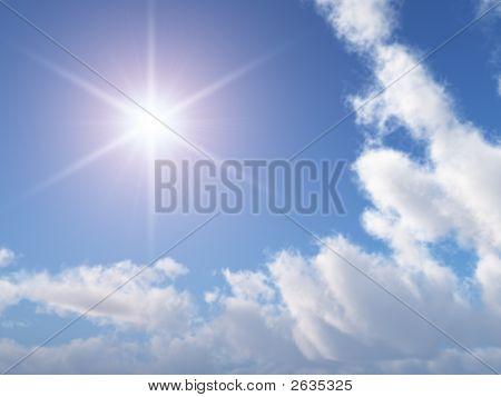 Sun Star Sky