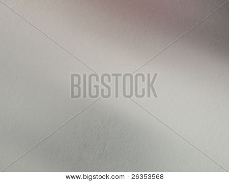 Texture of real metal surface