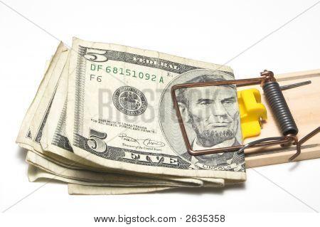 Trampa del dinero