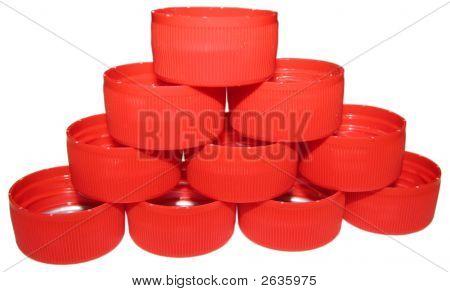 Caps Pyramid