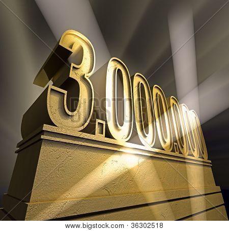 Number 3.000.000