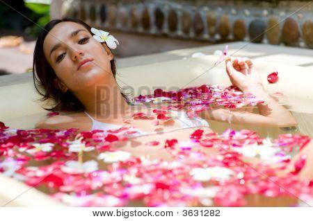 Tropical Bath