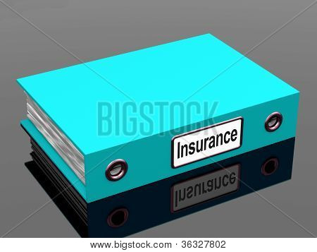 Insurance Policy Coverage File For Policies