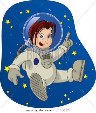 Space Kid #3