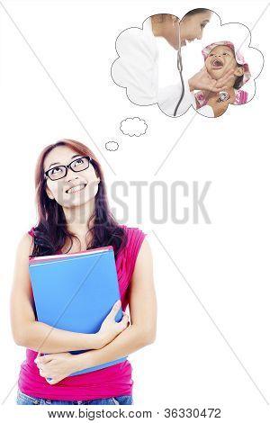 Medical Student Thinking Future