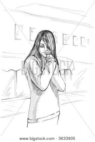 Sad Emo Kid