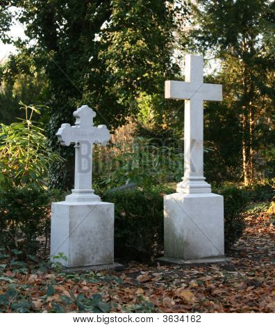 Old German Graveyard