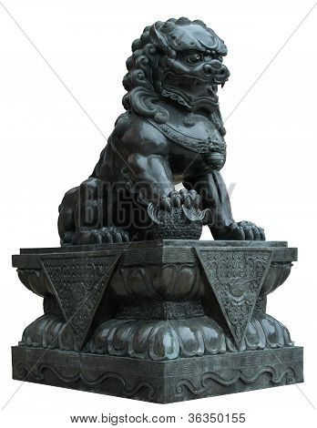 lion of chines story