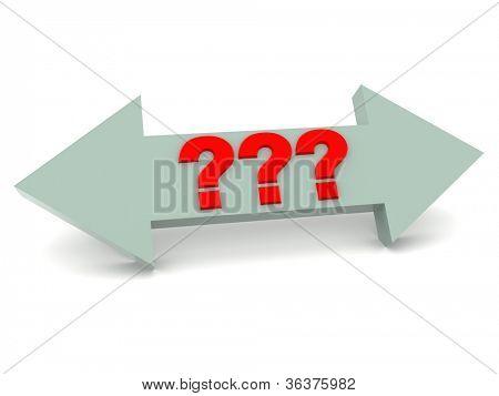 Question Sign. 3d.
