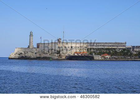 Fortress In Havana