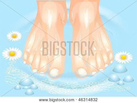Cuidado de los pies
