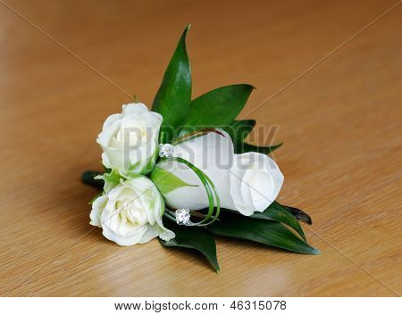 Mothers Boutonniere Or Corsage