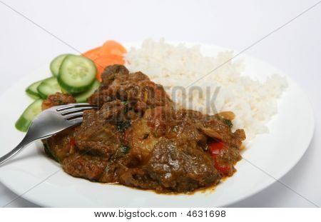 Mutton Vindaloo Curry