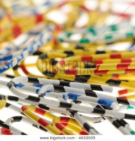 Color Paper Clips