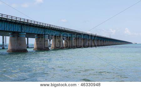 Perfil de puente de siete millas