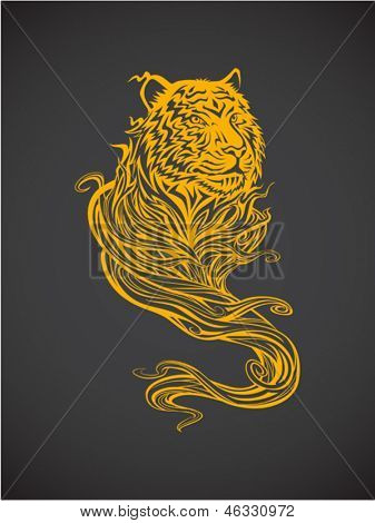 Tiger Spirit Light