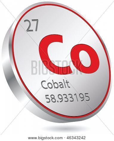 cobalt element