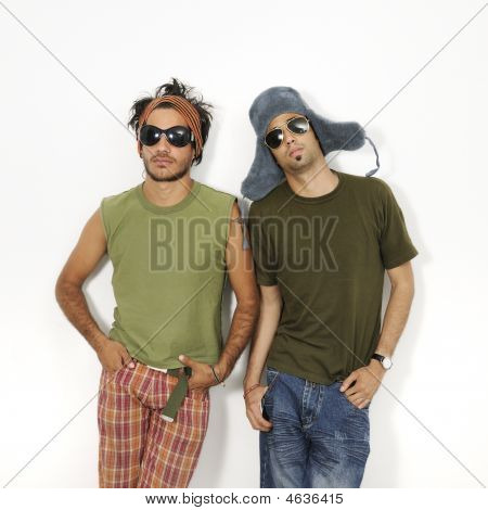 Two Trendy Guys