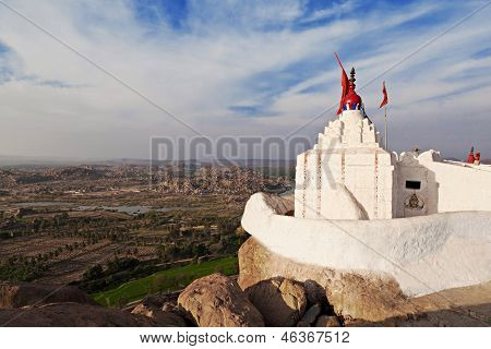 Hanuman Temple, Hampi